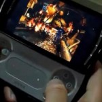 PlayStation Phone shows up on video