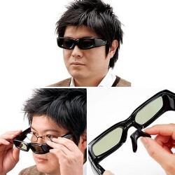 Sansa unveils universal 3D glasses