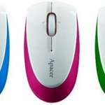 Apacer's latest Wireless Mouse