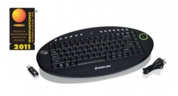 IOGEAR Unveils Wireless Keyboard Remote for TV PCs