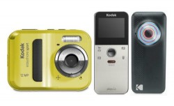 Kodak announces Easyshare Touch, Mini and Sport Cameras, Playfull and Playsport Camcorders