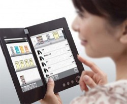 NEC LT-W Cloud Communicator Dual-Screen Android Tablet