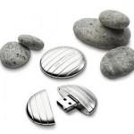 LaCie unveils 4GB USB Galet Flash Drive