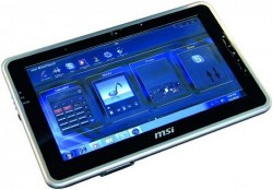 MSI WindPad U100W Windows 7 Tablet