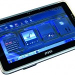 MSI WindPad 100W Tablet now available