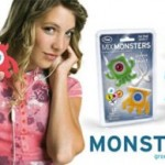 Dress up your iPod Shuffle with Mix Monsters