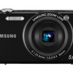 Samsung SH100 Wi-Fi Digital Camera connects directly to Galaxy S phone