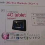 Dell Streak 7 releasing February 2nd?