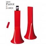 Zikmu Parrot Dragon Red speakers by Stark