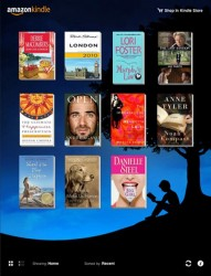 Kindle for iOS gets background downloads, file support