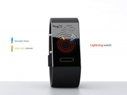 FIRE concept watch is sure to be hot