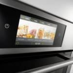 Gorenje iChef oven with touchscreen