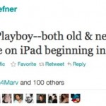 Playboy Magazine coming to iPad in March