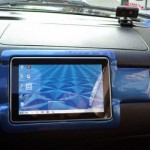 HP Slate gets installed in vehicle dashboard