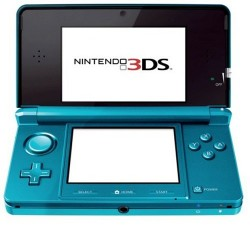 Nintendo wants to sell 4 million 3DS consoles by the end of March