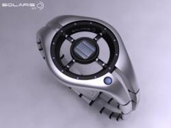 Solaris V1 Solar-powered LED watch