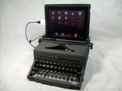 USB Typewriter for PC, Mac and iPad