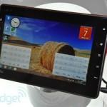 Viliv X70 Windows 7 tablet with Oak Trail processor