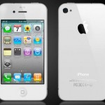 White iPhone 4 coming in April?