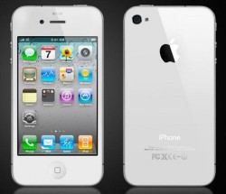 White iPhone 4 shows up in AT&T's inventory