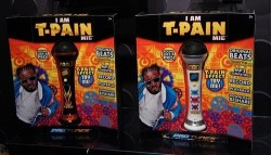 I Am T-Pain microphone