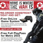 OnLive offering free MicroConsole when you buy Homefront game