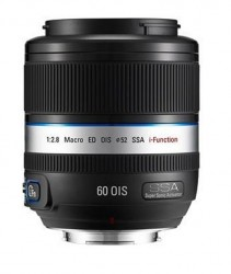 Samsung launching five new NX lenses