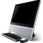 Acer AZ5750-F54 All-In-One Desktop PC with Blu-ray