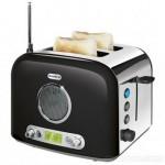 The Breville Radio Toaster