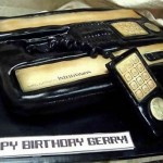 Mattel Intellivision Game Console Cake