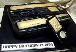 Mattel Intellivision Game Console Cake