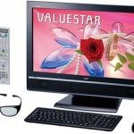 NEC ValueStar VW970/DS All-In-One 3D Desktop PC