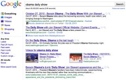 Google's Social Search updated