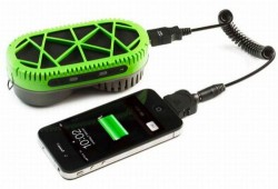 Powertrekk will charge your gadgets anywhere