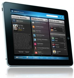 DirecTV intros iPad app