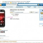 Droid Bionic shows up on Amazon for $149