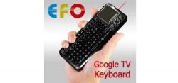 EFO Bluetooth Google TV Mini Keyboard
