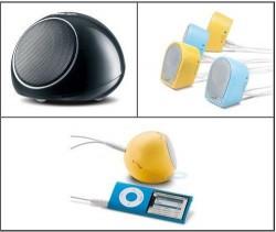 Genius reveals three new portable speakers