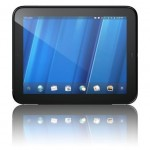 HP TouchPad: The first webOS tablet