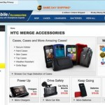 Droid Bionic and HTC Merge hit Best Buy website, with accessories