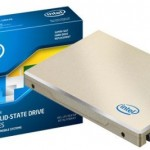 Intel SSD 510 Series with 6Gbps SATA interface, 500MBps transfer speeds