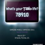 Samsung Galaxy Tab 8.9 to launch at CTIA