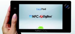 TazTag to debut Android-powered TazPad Tablet