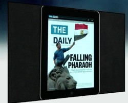 The Daily iPad Newspaper gets official