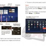 Motorola Xoom Android tablet manual leaked