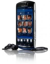 Sony Ericsson unveils the Xperia neo