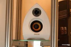 Krator Neso 04 speakers inspired by Sydney Opera House