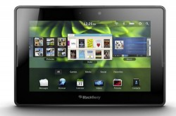 BlackBerry PlayBook to launch with video conferencing app
