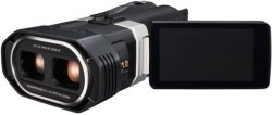 JVC releases world's first 3D consumer camcorder