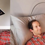 Hanfree stand for your iPad is like a baby mobile for adults